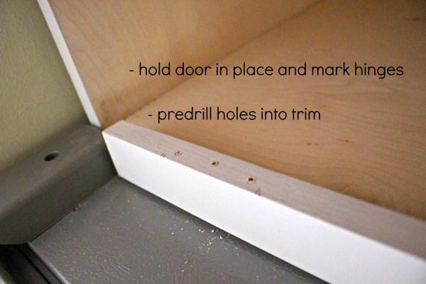 over fridge cabinet hinges 1