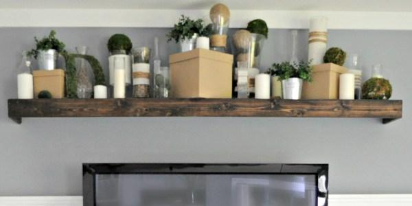 800x400 ikea floating shelf