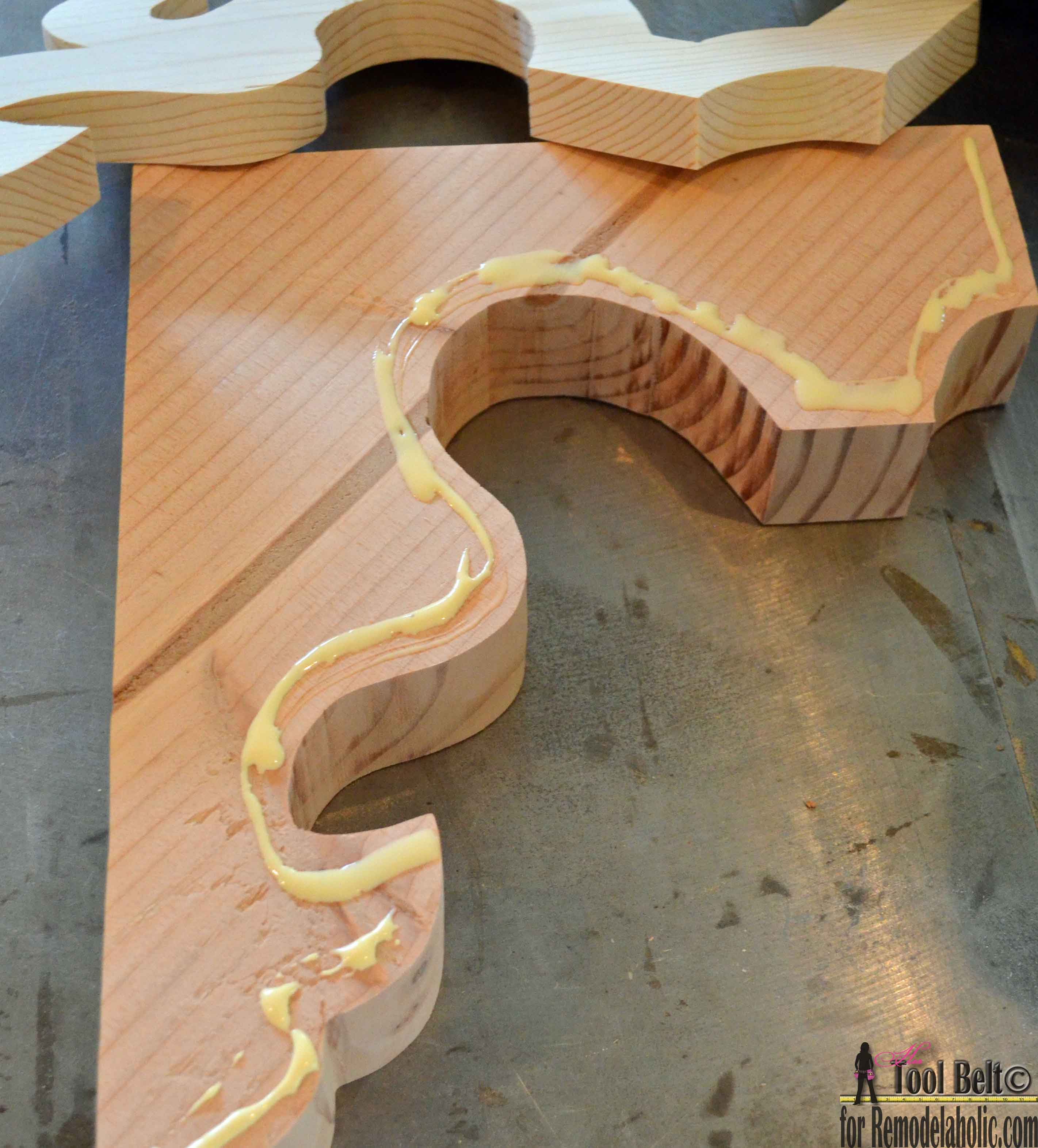 photo about Printable Corbel Templates known as Remodelaholic Do-it-yourself Traditional-Influenced Corbel Producing Program