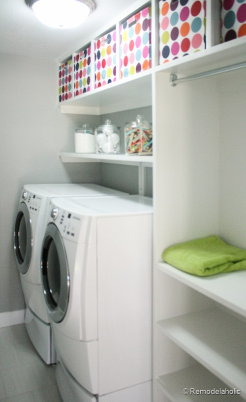 Fabulous Laundry room design ideas from @Remodelaholic (22 of 103)