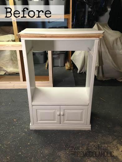Locker makeover  Cabinet  remodelaholic