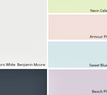 Tips for Choosing Paint Colors For Children's Rooms