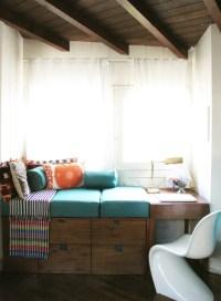 Remodelaholic | 20 Inspiring Window Seats