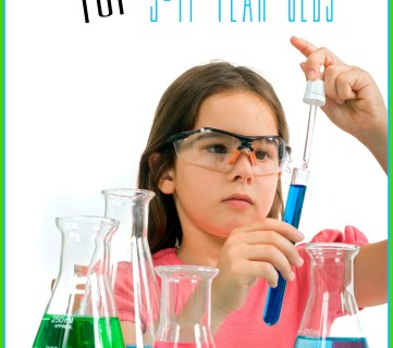 10 Science Books 9-11 Year Olds Will Love