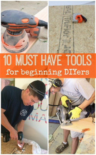 DIY tools Pinterest