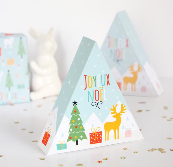 25 Free Colorful & Crafty Christmas Printables | Remodelaholic.com