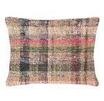 Rad Plaid Rag Pillow