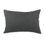 Winter Whites Gray Pillow