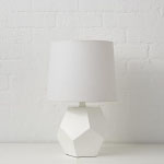 Winter Whites Lamp