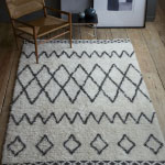 Winter Whites Wool Rug