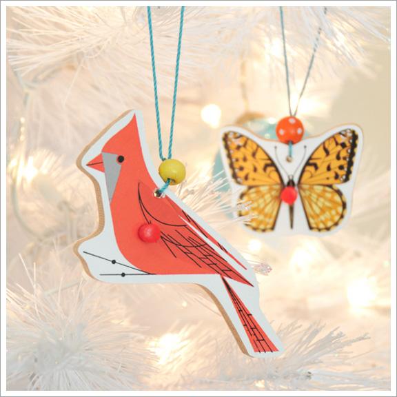 christmas ornament puzzle piece
