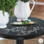 Merry entry table