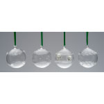 Modern Remodelaholic Xmas Clear Ornament