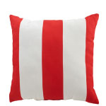 Modern Remodelaholic Xmas Red White Pillow