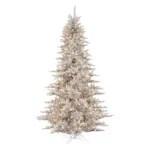Modern Remodelaholic Xmas Silver Tree