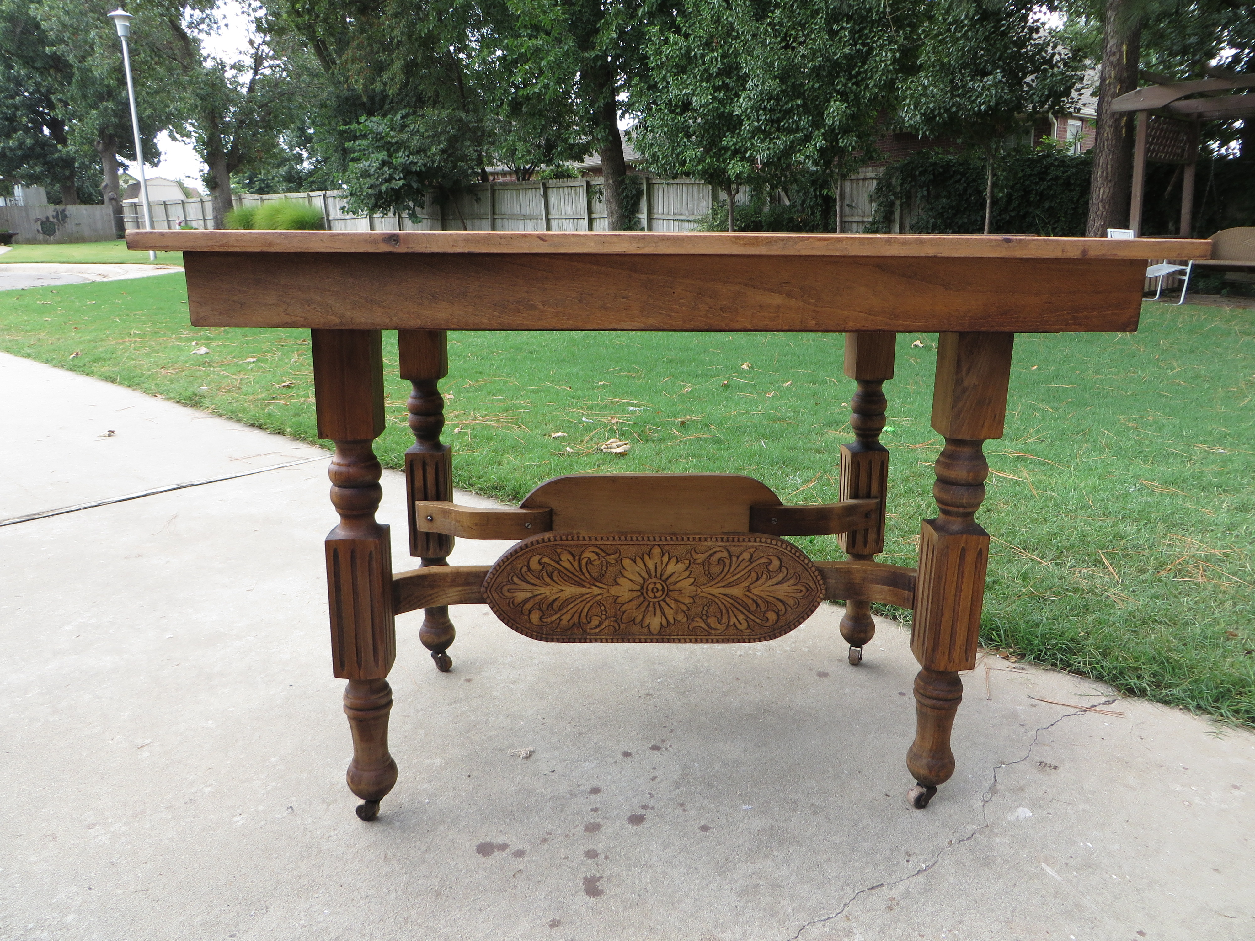 how to refinish wood chairs loveseat camp chair remodelaholic step by furniture