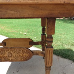 How To Refinish Wood Chairs Patio Chair Glide Replacement Remodelaholic Step By Furniture