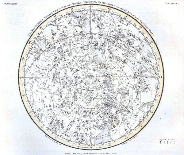 Remodelaholic 25 Free Vintage Astronomy Printable Images