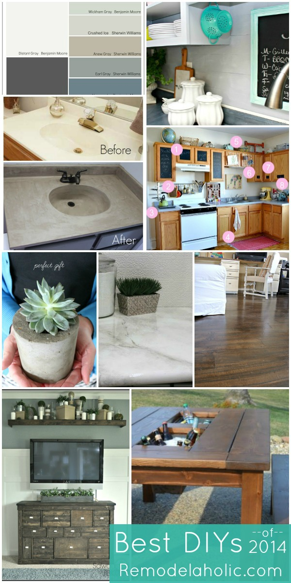 Best DIY Tutorials and Tips @Remodelaholic