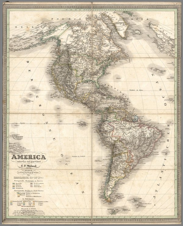 20 Free Vintage Map Printable Images | Remodelaholic.com #art #printable #maps