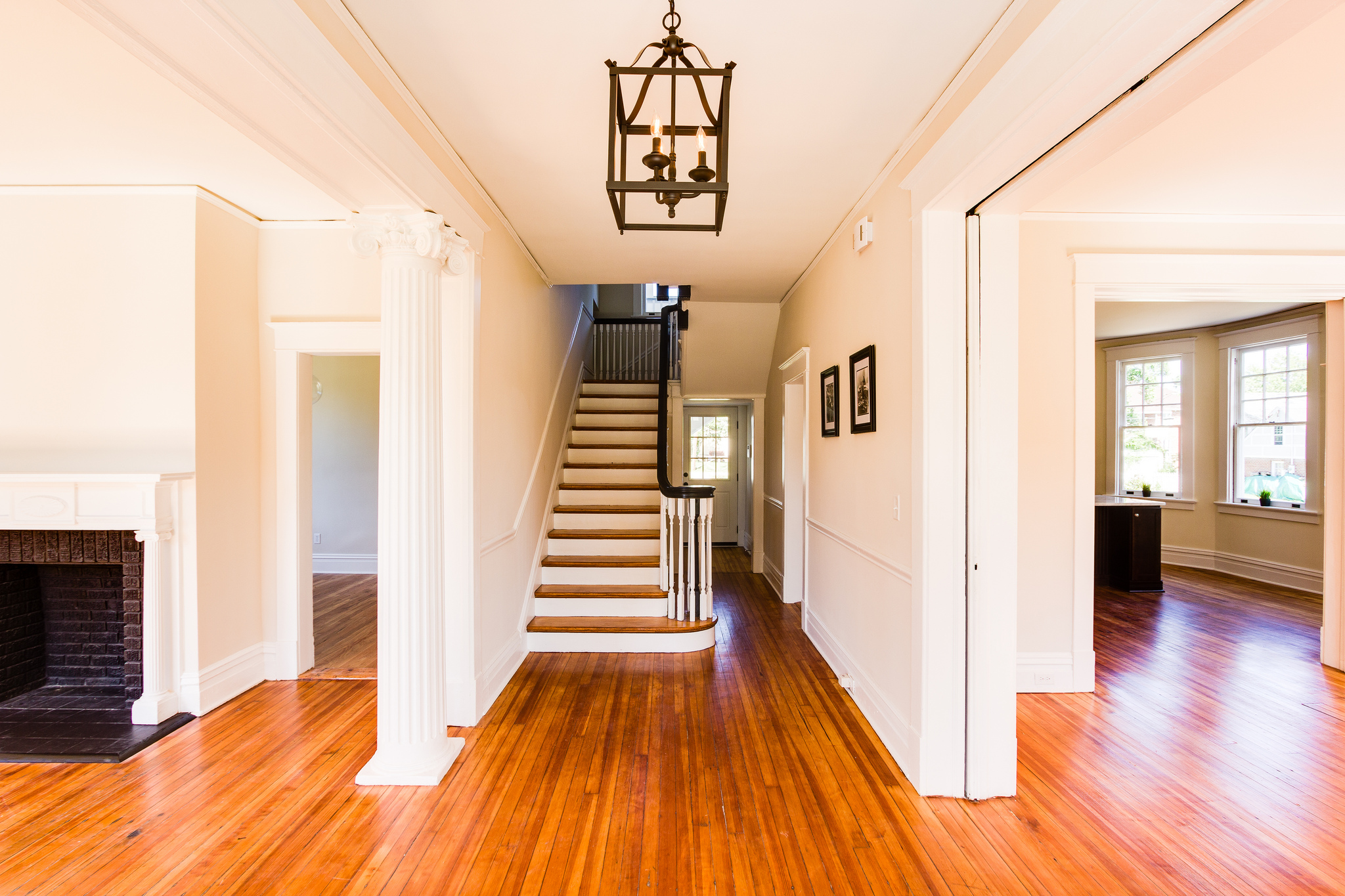 Renovating For An Inviting Entryway