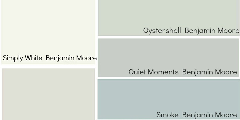 2015 Favorite Paint Color Trends {The New Neutrals}