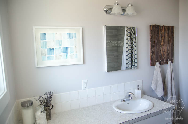 Awesome DIY Bathroom Remodel On A Budget (and Thoughts On Renovating In Phases)