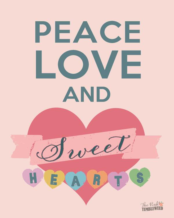 Peace-Love-and-Sweethearts-Valentine-Decor-Printable-@Remodelaholic