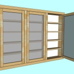 Recessed Medicine Cabinet-overall