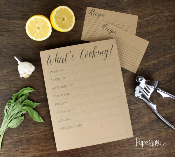Recipe-Card-Printable-and-Meal-Planning-by-Paperelli-@remodelaholic