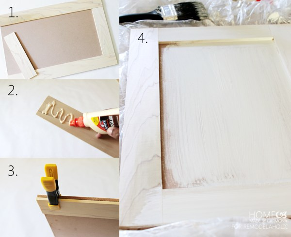 DIY Cabinet doors - Home Made by Carmona for Remodelaholic