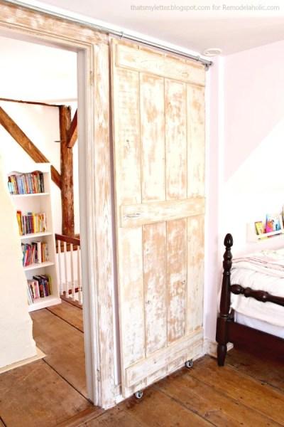 barn door open
