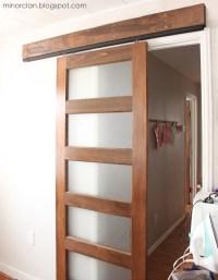 Remodelaholic | 35 DIY Barn Doors + Rolling Door Hardware ...