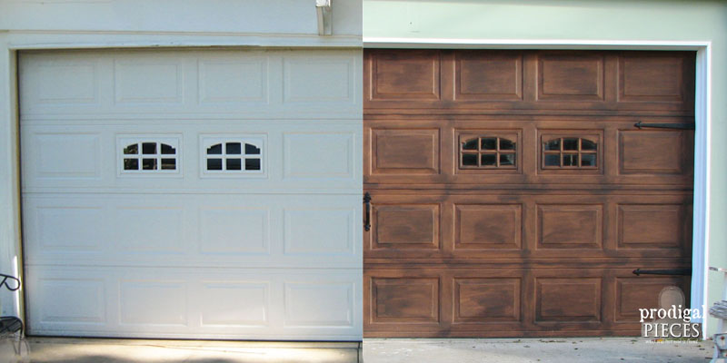 faux carriage garage doors. Simple Doors Faux Wood Carriage Garage Door Tutorial To Doors