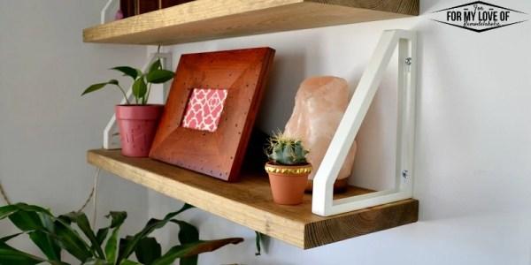 single shelf ekby lerberg shelf bracket used in reverse