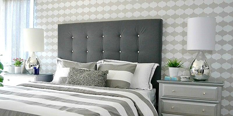 Upholstered Headboard Designs Ideas