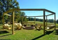 Remodelaholic | Tutorial: Build an Amazing DIY Pergola and ...