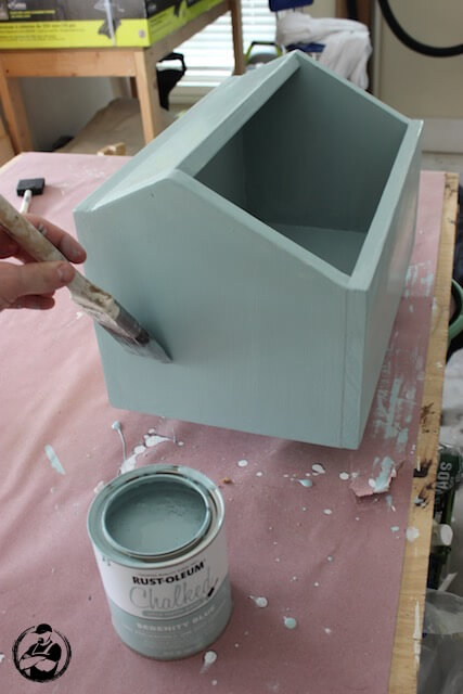DIY Root Vegetable Storage Bin - Step  11
