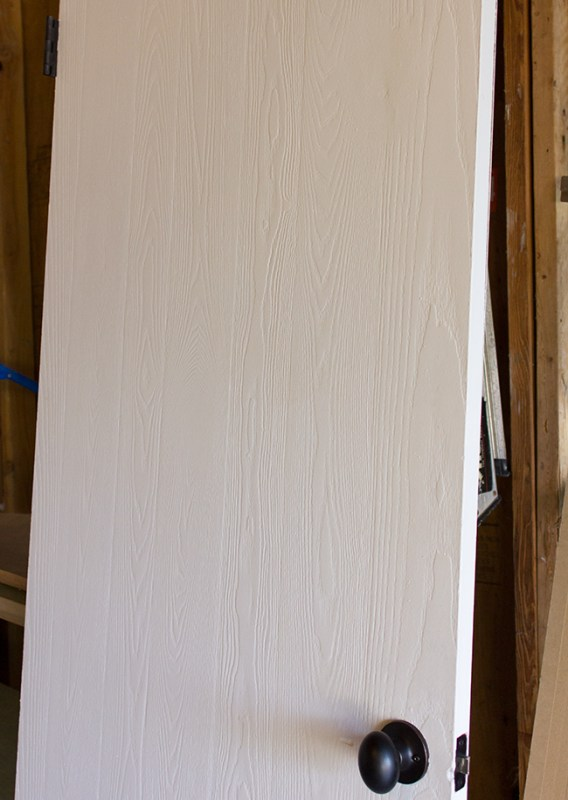 How to Upcycle a Hollow Core Door 2 Ways by Jenna Sue Design Co featured on @Remodelaholic