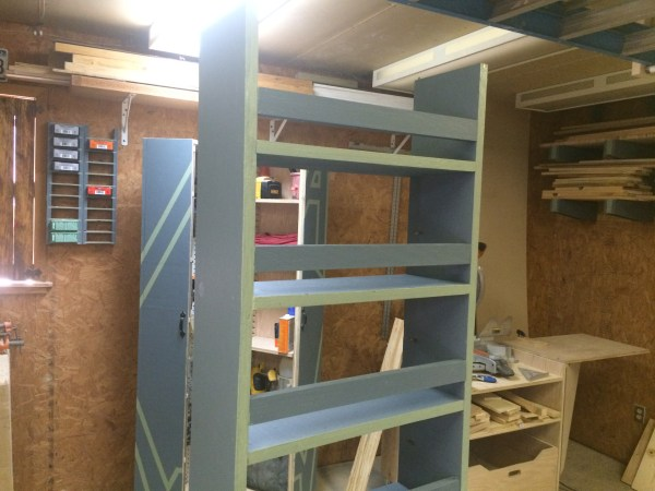 How to build a back-of-door shelf 15 - Wilkerdos on Remodelaholic