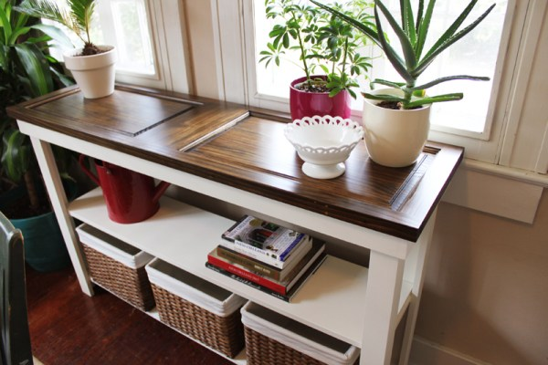 console-table-icing-on-the-cake