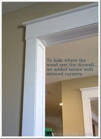 Remodelaholic | Best DIY Door Tips: Installation, Framing ...