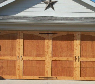 8 DIY Garage Door Updates