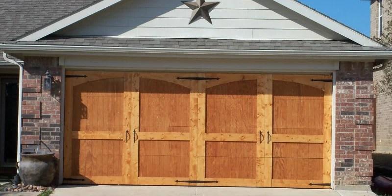 8 DIY Garage Door Updates