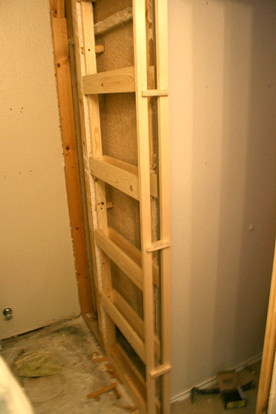 installing a pocket door tutorial - Remodelaholic