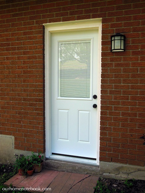 Remodelaholic Best Diy Door Tips Installation Framing