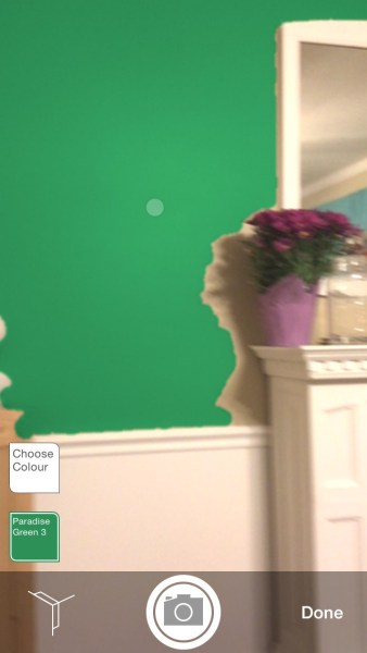 Dulux Visualizer for iPhone