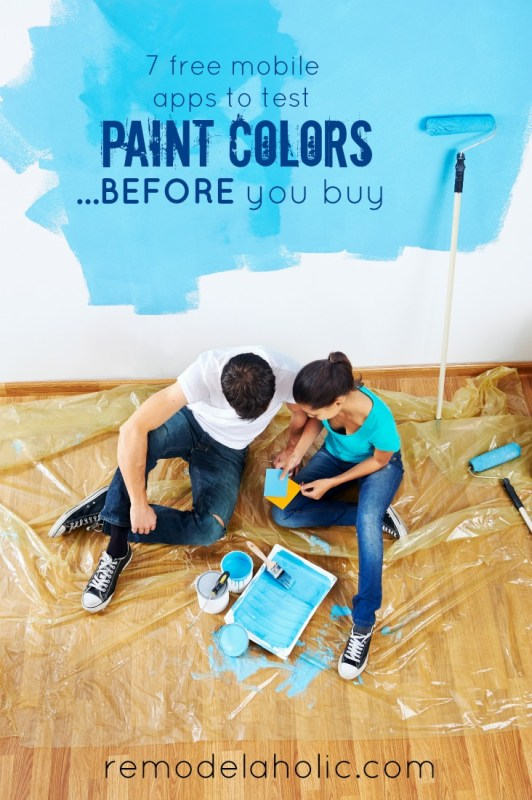 how to test a paint color before you buy it