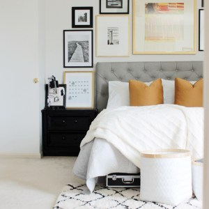 Master bedroom makeover - 550
