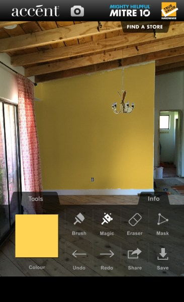 Mitre10 Virtual Wall Painter for Android